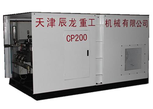 CP200泥浆泵
